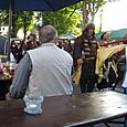 Medieval parade